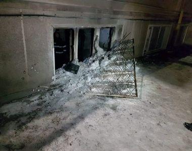 O fetiță a murit, iar fratele ei este în comă după ce s-au jucat cu focul