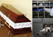 Caz șocant în Vâlcea! S-au dus cu sicriul să-și ridice mama moartă de la morgă, dar au găsit-o vie în salon