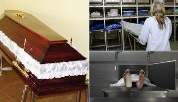 Șoc pentru două surori din Vâlcea! S-au dus să-și ridice mama de la morgă, dar au găsit-o VIE. Cum este posibil