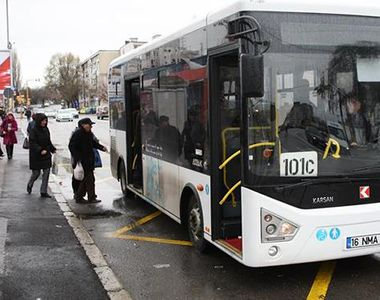 Autobuzele-spion din Constanța! Panică printre călătorii care circulă cu transportul în...