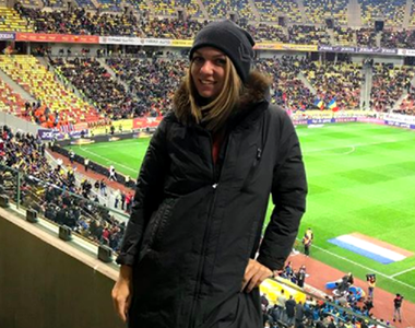 """Simona Halep, interviu senzațional pentru FIFA.com! """"Hagi a fost eroul meu!"""""""