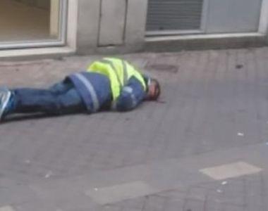 Protestatar ÎMPUȘCAT în cap de jandarmi! Bărbatul este tată a trei copii și pompier...