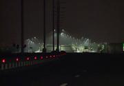 Autostrada A3, în beznă. Cablurile de iluminat lipsesc, iar viața șoferilor e în pericol