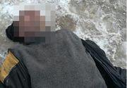 Tragedie în Buzău! A fost ucis de prietenii de pahar și abandonat în zăpadă