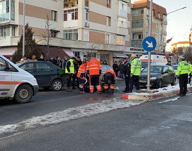 Accident teribil în Argeș! Trei femei au fost spulberate pe trecerea de pietoni