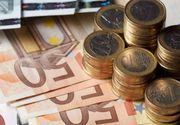 Leul se prăbuşeşte în raport cu euro. Cursul de schimb leu/euro, un nou maxim istoric