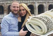 Ce avere uriaşă va împărţi Andrei Tinu cu soţia de care s-a despărţit! Tinu are o casă în Bucureşti, o vilă la Breaza şi 5 terenuri!