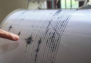 Cutremur, vineri dimineața, în Vrancea! Seismul s-a simțit și la București