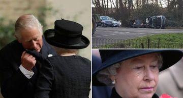 Tragedie la Casa Regală! Majestatea Sa s-a răsturnat cu mașina. Toți se așteptau ca bătrânețea să fie vina