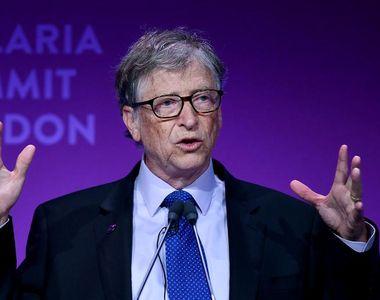 Bill Gates surprins la coadă la un fast-food din Seattle