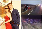 """EL este tânărul mort în accidentul de la Constanța! La 18 ani, destinul lui """"Cici"""" a fost curmat de un șofer beat"""