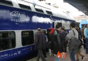 Dezastru pentru CFR! Trenurile au adunat întârzieri de ȘASE ani în 2018