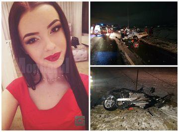 Gabi, tânăra moartă în accidentul teribil de la Cluj era fiica LUI! Tatăl fetei, îngenunchiat de durere!