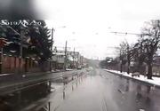 """Circula lejer cu mașina prin Cluj, când a pus o frână bruscă! Când a văzut ce i-a sărit în cale a înlemnit! """"Nu credeam că pot vedea așa ceva în mijlocul orașului!"""""""