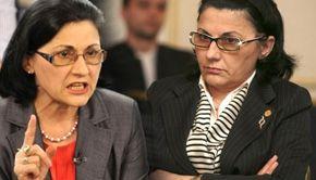 Ecaterina Andronescu vrea să lase repetenți și elevi de clasa a III-a