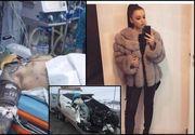 Imagini din spital cu șoferul care a provocat teribilul accident din Cluj. Băiatul se zbate între viață și moarte