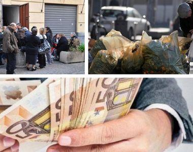 Se dau 780 de euro românilor din Italia, de la 1 aprilie! Condițiile impuse de statul...