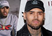 Cântăreţul american Chris Brown a fost arestat în Franţa sub suspiciunea de viol