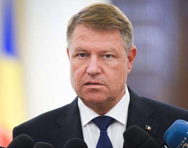 """Presedintele Klaus Iohannis, atac la Guvernul PSD: """"Nu stiu sa guverneze si asta..."""