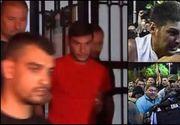 Agresorii jandarmeriței Ștefania snopită în bătaie la protestul din 10 august au fost puși în libertate