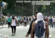 Revolutie in Venezuela, sute de mii de oameni au iesit pe strazi