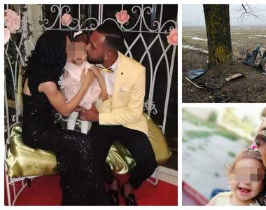 Mesajul sfâșietor transmis de Georgiana, soţia şoferului care a provocat accidentul în...