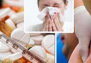 Gripa face ravagii în România! 5 mituri despre gripă și vaccinul antigripal