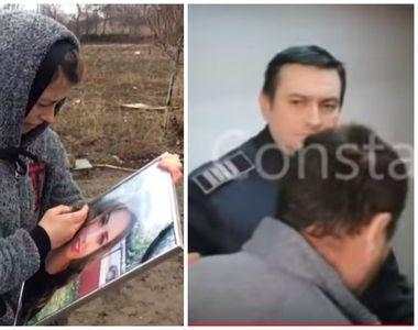 Bărbatul care şi-a ucis fata în vârstă de 14 ani a fost arestat preventiv! Mama Elenei...