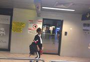 AMI a revenit în țară după eliminarea de la Exatlon! Cine a întâmpinat-o pe aeroport?