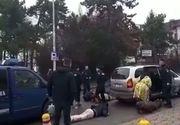 Bătaie între clanuri în fața Judecătoriei Constanța! 11 persoane au fost implicate în altercație