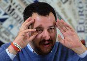 Matteo Salvini, inculpat pentru sechestrare de persoane pentru că a oprit debarcarea imigranţilor