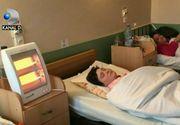 Bolnavi ținuți în frig în spitalul din Craiova