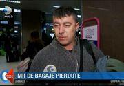 Mii de bagaje pierdute în aeroport