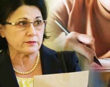 Mama a doi copii, care i-a trimis o scrisoare ministrului Educației, invitată de...