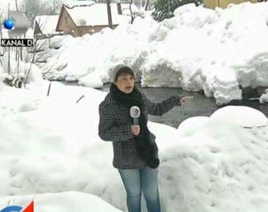 Dupa zapada, risc de inundatii în 6 judete