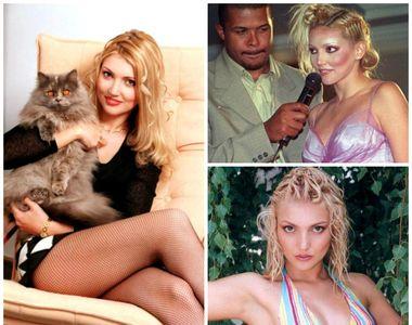 Îți mai amintești de Iulia Frățilă? Blondina a dispărut acum 10 ani din televiziune! A...