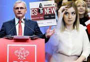 Război total între jurnaliștii de la Times New Roman și femeile din PSD! Irina Tănase, iubita lui Dragnea, citată în calitate de pârât într-un nou proces