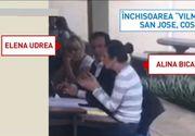 Primele imagini cu Elena Udrea și Alina Bica în pușcărie. Cum au fost surprinse cele două în curtea închisorii