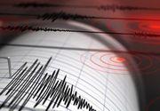 Cutremur mare, în urmă cu puțin timp! Seismul s-a înregistrat la o adâncime de 170 de kilometri