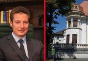 Fiul lui Ion Caramitru şi-a cumpărat o vilă în Dorobanţi cu 3 milioane de euro! Andrei a lucrat pe un salariu de peste 500.000 de dolari pe an!