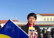 Yin Yuguo a fost mai patriot decât mulți români! Imagini UNICE cu el când recită din Eminescu vezi diseară la Știrile Kanal D de la ora 19:00