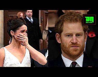 """Veste-bombă în familia regală! Meghan Markle, distrusă cu pași repezi: """"Este un..."""