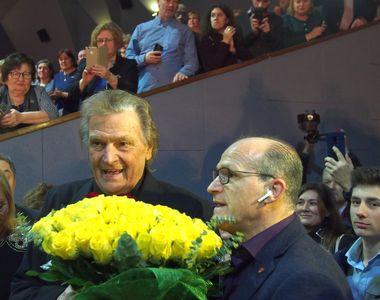 Florin Piersic este supărat pentru că nu a fost invitat la Ateneu, la ceremonia de...