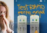 Cum se face testul rapid pentru a afla dacă ai gripă! Cât costă și cât de corecte sunt rezultatele! Ce spun specialiștii