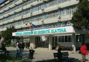 Eveniment hilar la Spitalul județean din Slatina. Pacienții s-au izbit de zeci de afișe cu mesaje despre șpagă