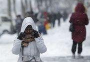Atenționare MAE! Furtuni de zăpadă, îngheț și temperaturi de până la -30 de grade în Canada