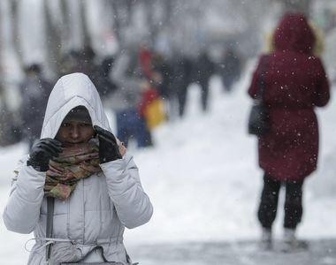 Atenționare MAE! Furtuni de zăpadă, îngheț și temperaturi de până la -30 de grade în...