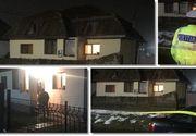 Bărbat ucis cu drujba de un individ care a intrat peste el în casă, în Timiş; agresorul a fost prins de poliţişti