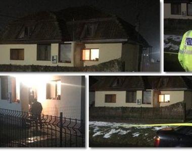 Bărbat ucis cu drujba de un individ care a intrat peste el în casă, în Timiş; agresorul...