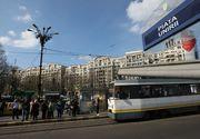 Deţinut de la Penitenciarul Rahova aflat în permisie de o zi, rănit după ce a încercat să împiedice un furt, într-un tramvai